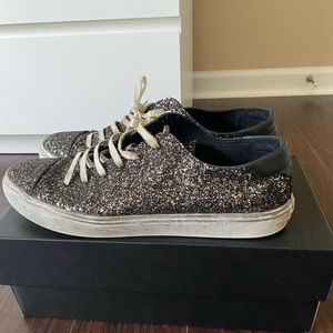 Saint Laurent (YSL) Bedford Low Sneaker
